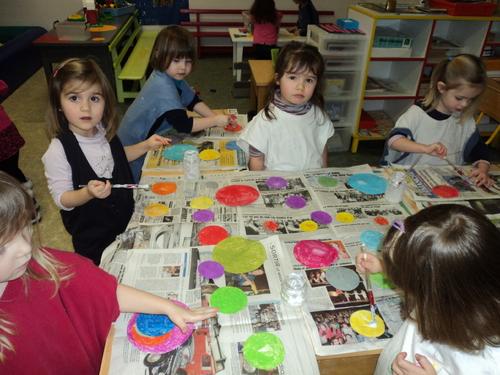 Arts plastiques Petite section