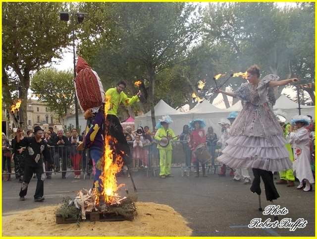 Carnaval es arribat, Bollène suite.......