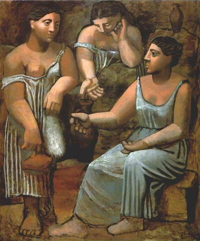 Picasso Neo Classique Passion Peinture