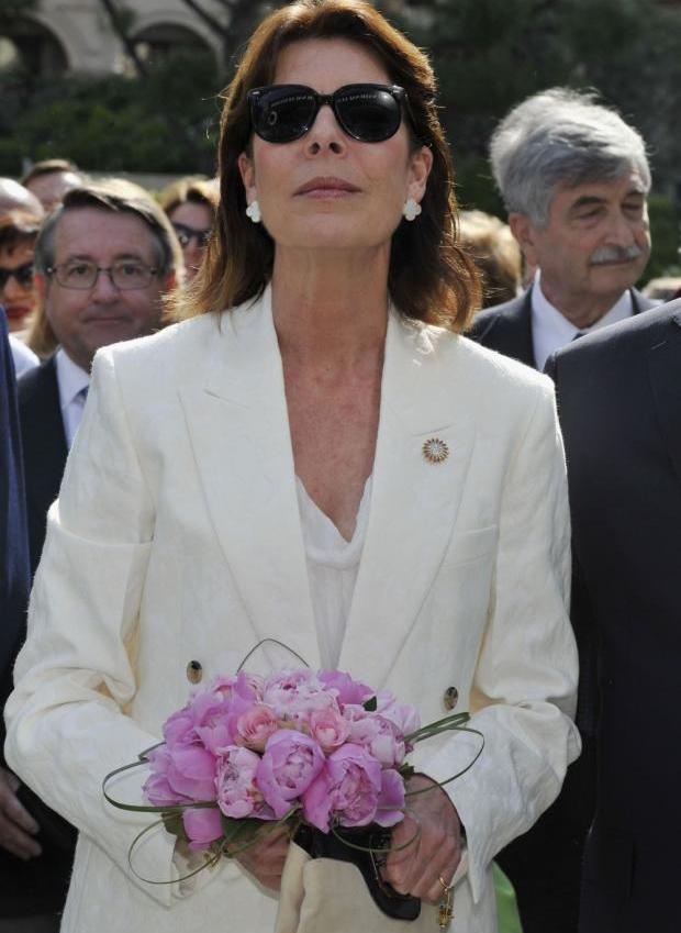 Caroline et les bouquets