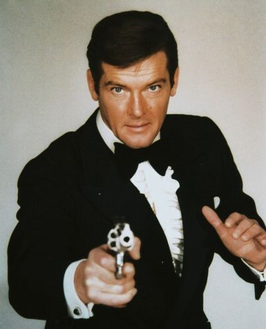 Roger moore plastic surgery