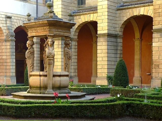 Le cloître de Saint-Clément à Metz 5 Marc de Metz 09 12