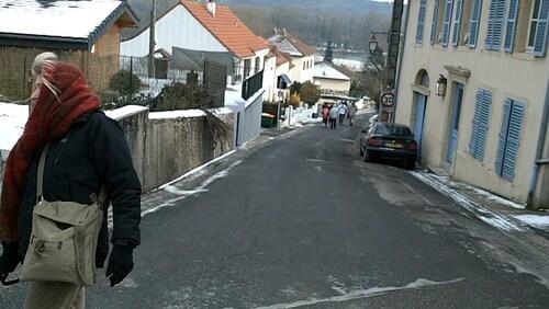 A Novéant (Côtes et Moselle)