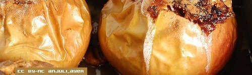 Baked apples - CC by-nc anjuli_ayer