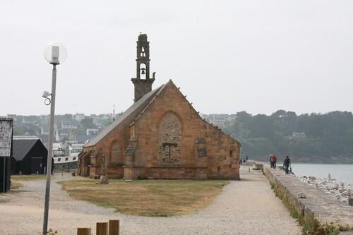 La chapelle Notre-Dame de Rocamadour à Camaret-sur-Mer