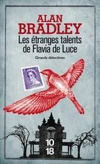 Couverture Les Etranges talents de Flavia de Luce