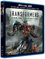 [Blu-ray 3D] Transformers 4: L'age de l'extinction