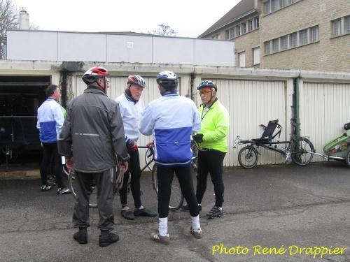 Reprise  de la saison du club cyclotouriste de Châtillon sur Seine ...