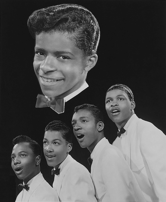 Little Anthony & The Imperials (3) aka The Chesters