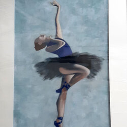 Danseuse (1) Sylvie Marin-Durand