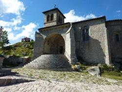 Montarcher, autre village du Forez