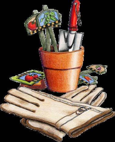 Décos de Jardin Série 2