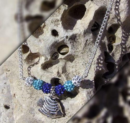 Parures de bijoux poissons