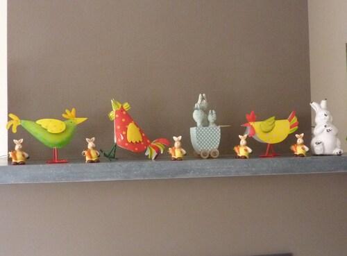 Ma décoration de Pâques.