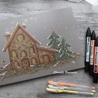Techn Mixtes - Crayons et ou stylos