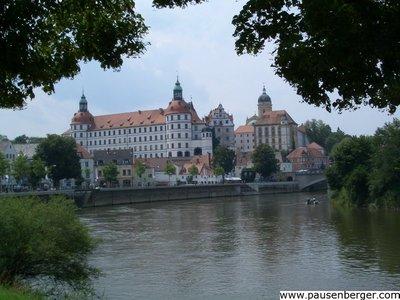 Blog de lisezmoi :Hello! Bienvenue sur mon blog!, L'Allemagne : La Bavière - Neubourg-sur-le-Danube -