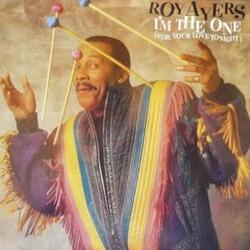 Roy Ayers - I'm The One (For Your Love Tonight) - Complete LP