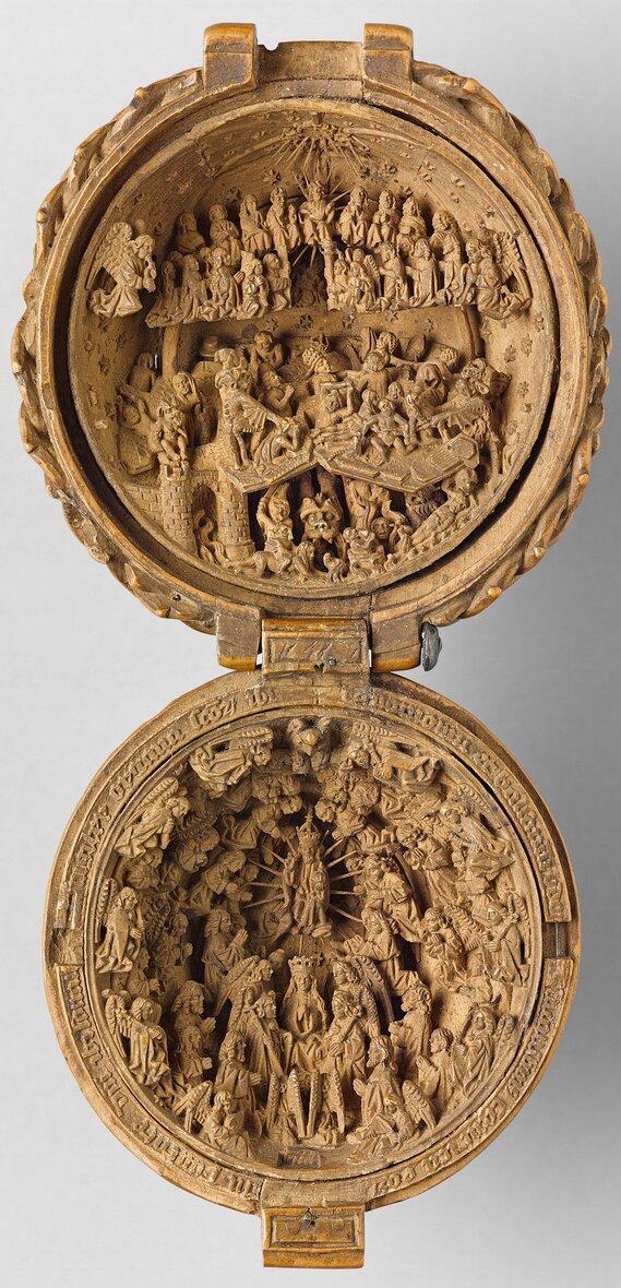 L' iconographie religieuse chrétienne entre 1500  et 1530