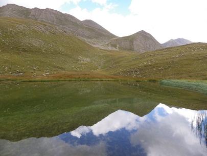 Lac de l'Hivernet