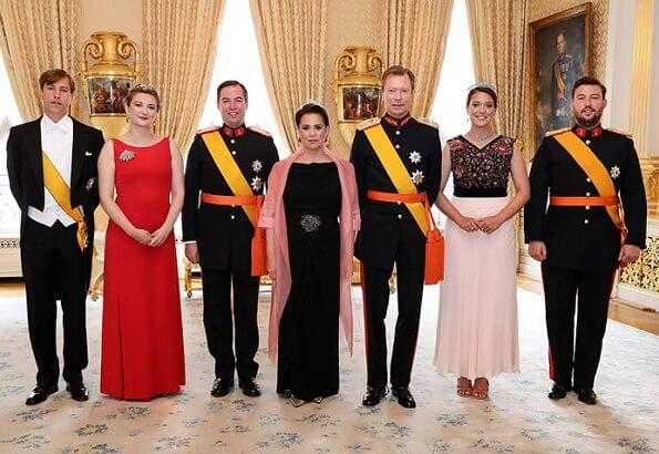 Gala pour le jour National au Luxembourg