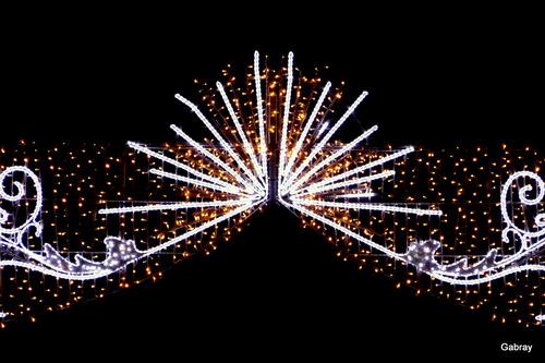 Barcarès : lumières décoratives ...