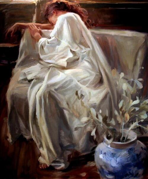 Quang Ho ~ figuratif impressionniste peintre