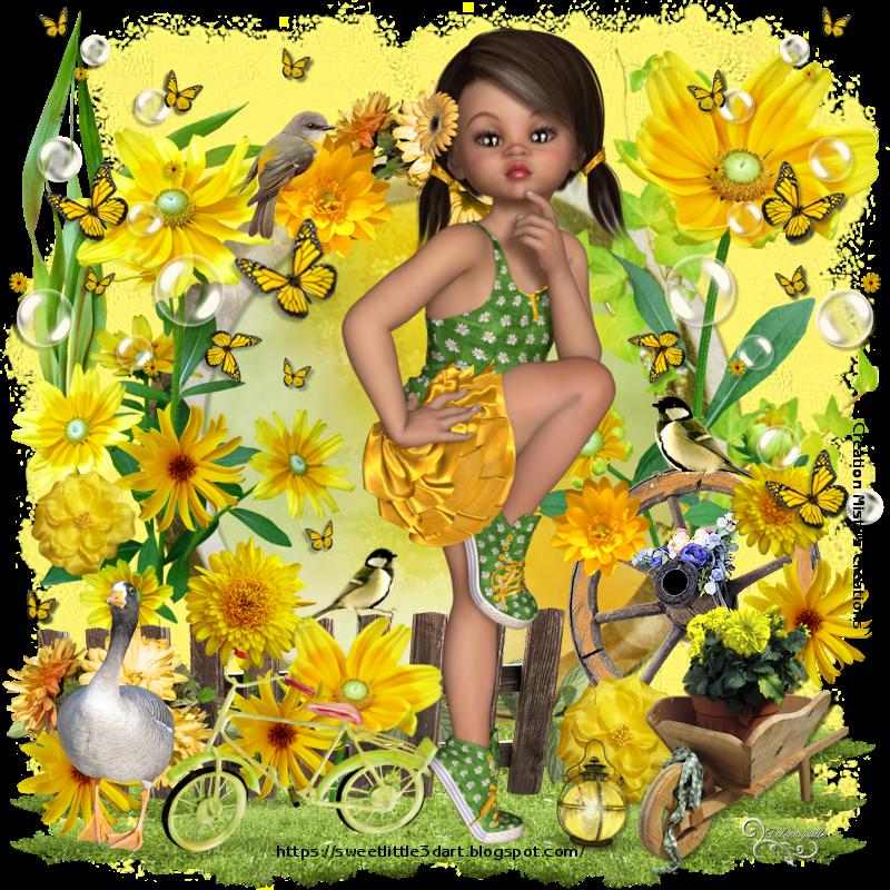 *** Gentle Spring ***