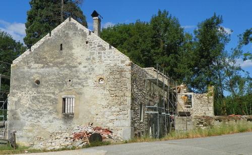Rénovation de l'église Sain-Blaise