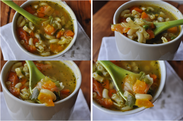 Minestrone hivernale