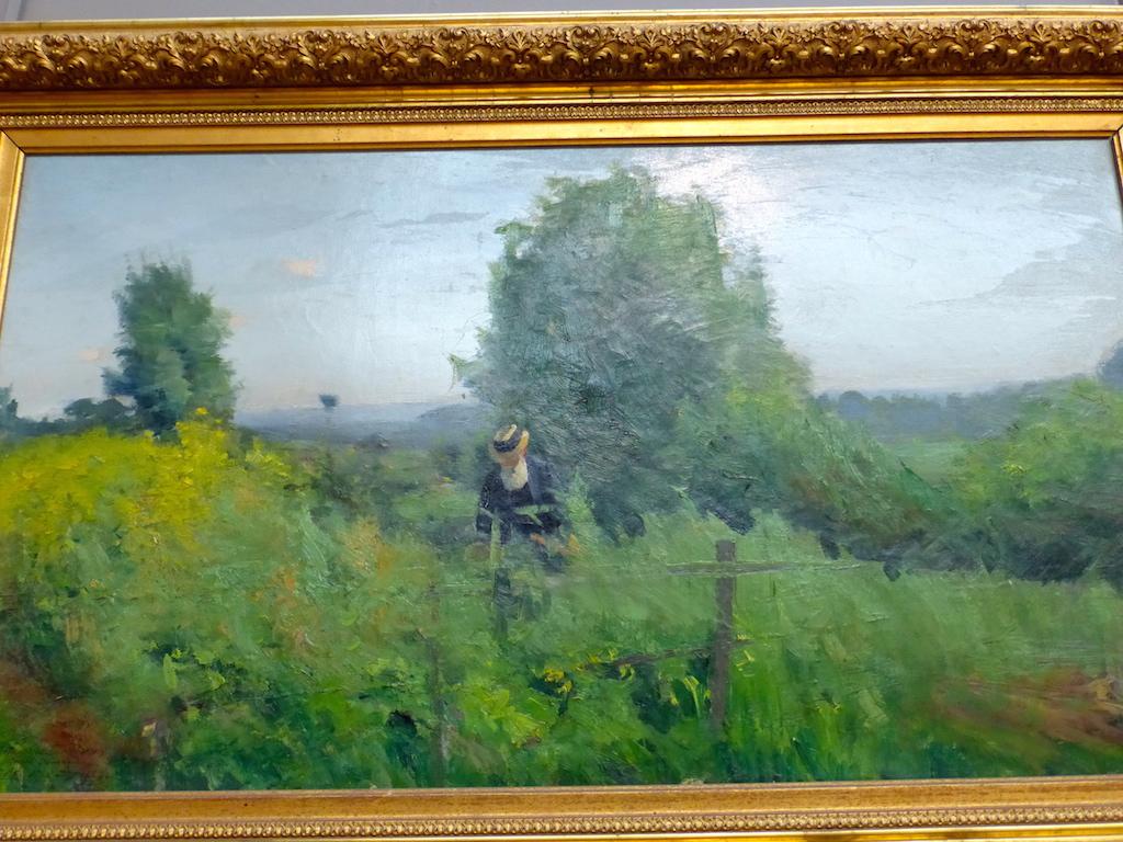 Nous y revenons: musée des beaux arts de Bordeaux 9!
