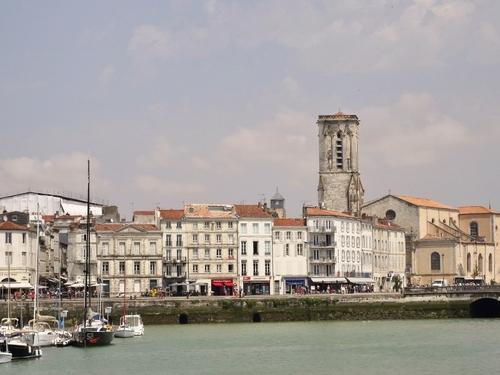 La Roçelle: autour du port (photos)