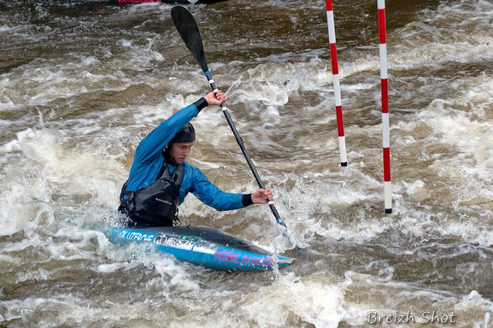 slalom des roches du diable - guilligomarch