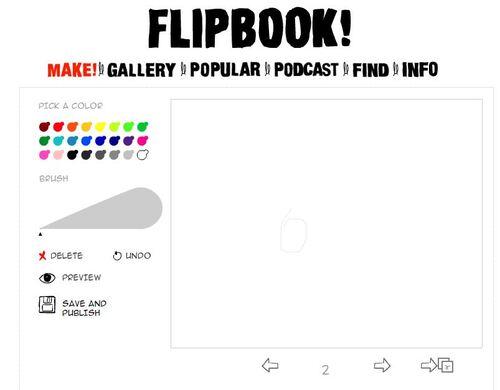 Flip Book en ligne