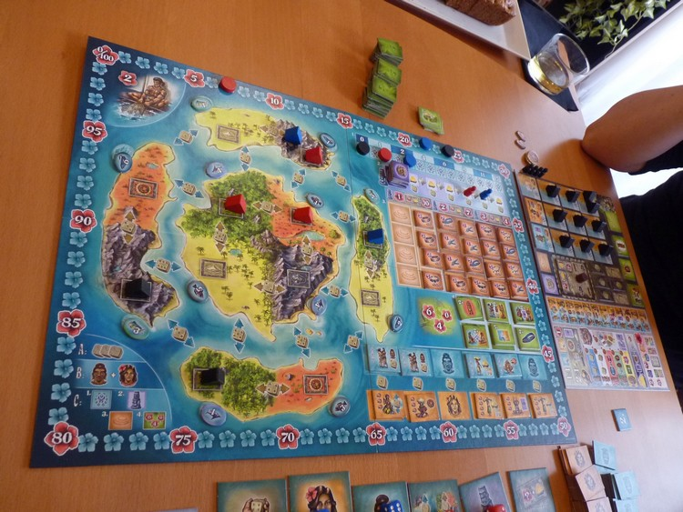 Bora Bora (en cours)