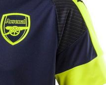 Nouveau Maillot Arsenal Troisieme 2016 2017 pas cher