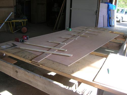 Trucs et astuces;  échelle à bordés / scarfs / 1