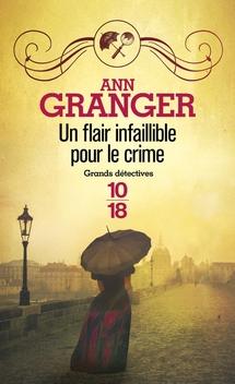 Lizzie Martin, tome 4, Un Flair Infaillible pour le Crime ; Ann Granger