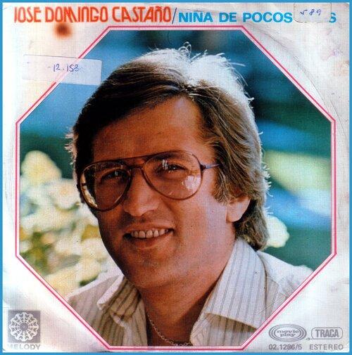José Domingo Castaño - Niña De Pocos Años