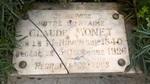 Wollte jemand die Grabplatte klauen?