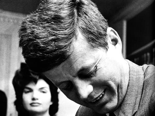 Jackie et Kennedy