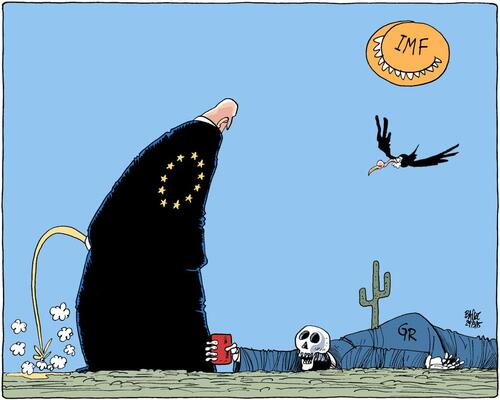 Comment la Grèce a déjà tué l'Europe - Eric Verhaeghe
