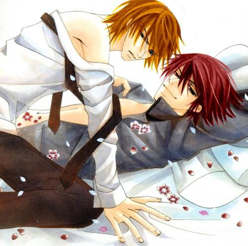 Tsuki et Tsu