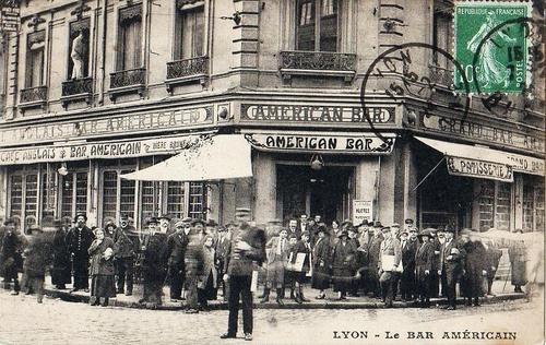 Le Bar Américain, une institution Lyonnaise