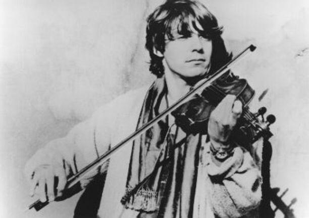 Un grand violoniste est parti.