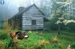 Jouer à Fat turkey escape