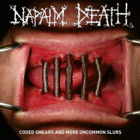 NAPALM DEATH - Sortie d'une compilation en Mars prochain