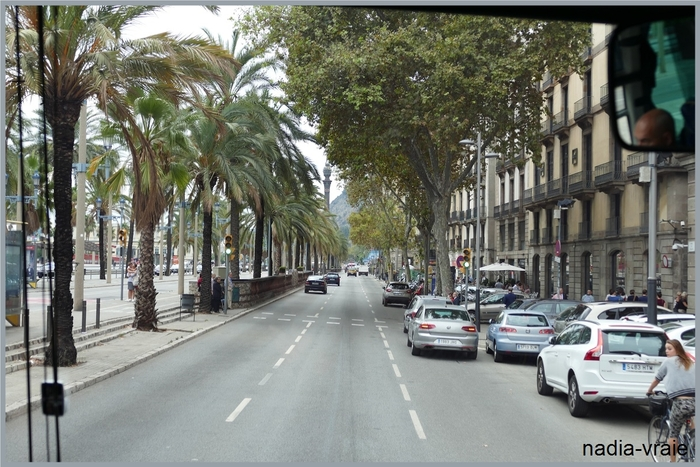 Photos de Barcelone. (1)