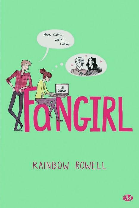 """Fangirl"" de Rainbow Rowell"