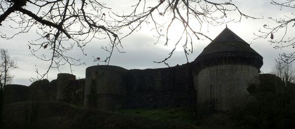 mardi - château de Gilles de Retz