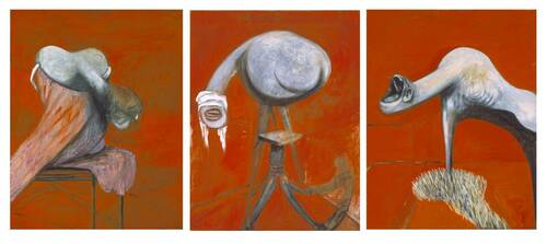 Peintre/Francis Bacon/né un 28 octobre